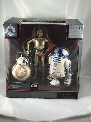 Star Wars Droid Gift Pack Elite Series Die Cast Action Figures The Force Awakens