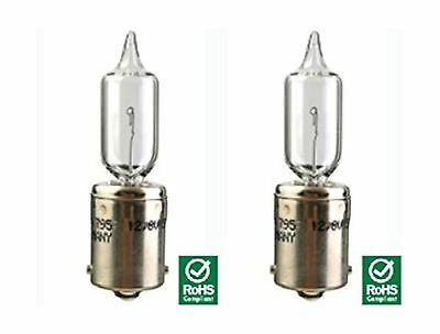 CEC Industries #796 Bulbs 12.8 V 35 W BA15s Base T-4 shape (2-pack)