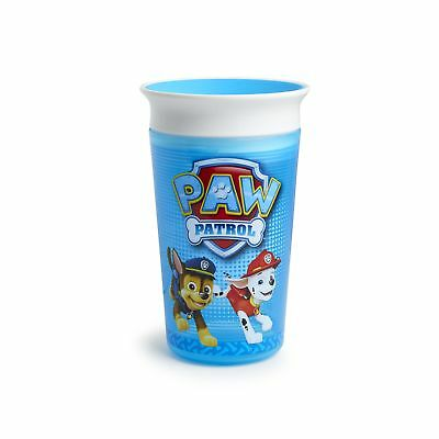 Munchkin PAW Patrol Miracle 360 Sippy Cup Blue 9 Ounce