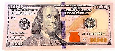 2009 $100 Dollar Star Note Bill Fed Reserve Note Circulated