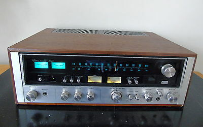 Sansui 8080 Stereo Receiver -- Serviced --