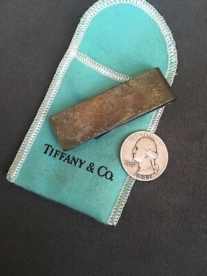 Sterling Silver 925 Money Clip