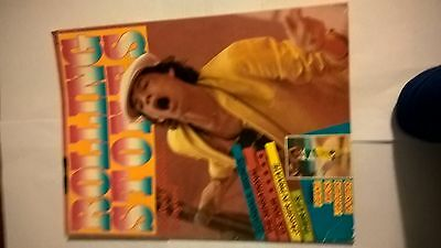 The Rolling Stones - Rock Stars In England 1982 - 50 Page Magazine