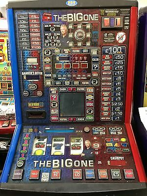 DEAL OR NO DEAL BIG ONE £100 jackpot NEW NOTE ACCEPTOR FITTED can deliver