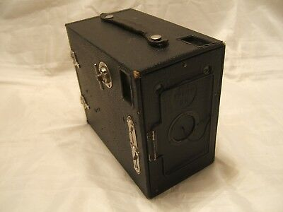 Classic Vintage Ensign 2-1//2 Box Camera