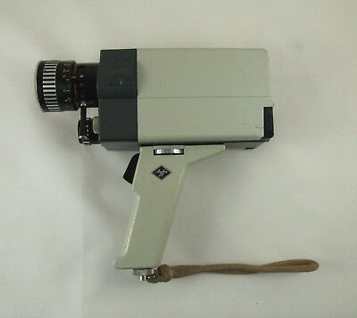 Agfa Movexoom Vintage Cine Camera with Trigger Grip