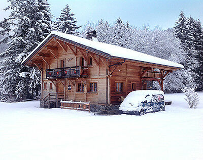 Catered Chalet Morzine - Luxury Ski & Snowboard Chalet holiday - FOR 2 PEOPLE