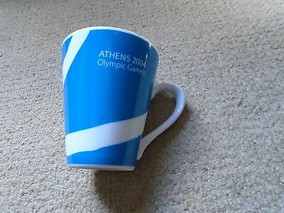 Athens Olympics 2004 Official Commemorative Mug - Collectable