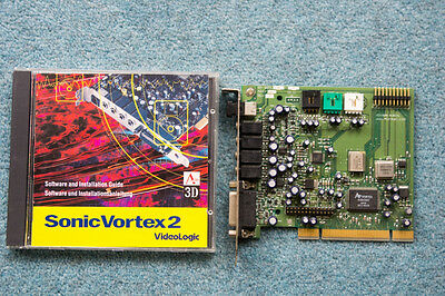 Videologic Sonic Vortex 2 Sound Card
