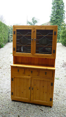 Hand Made Pine Dresser - Ideal for distressing / up-cycling
