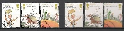 Vend Serie Timbres Obliteres Royaume Uni Annee 2012