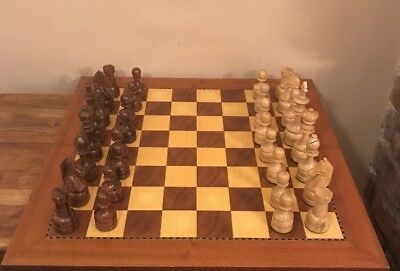 Stunning Chess Set