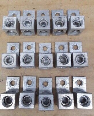 Lot of 15 - Burndy KA39U30UNT 750MCM  USED