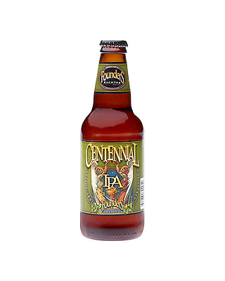 Founders Centennial India Pale Ale Bottles 355mL case of 24 Craft Beer