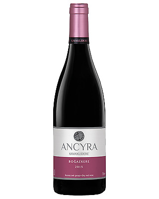 Kavaklidere Boagazkere 2015 case of 6 Dry Red Wine 750mL
