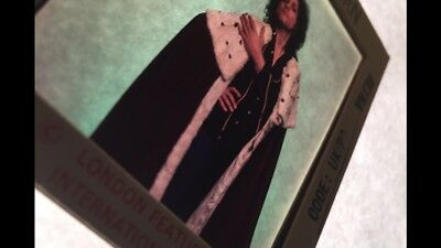 Marc Bolan Vintage Great Quality 120 Colour Slide King Bolan Session 1977