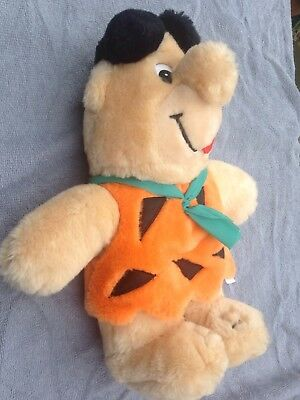 Flintstones Figures Fred Flintstone Soft Toy Appox 11 Inch