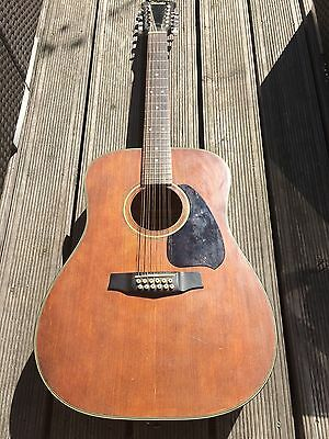 1975 Vintage Ibanez 637-12 AV Produced in Japan 12 Saiten / 12 Cordes