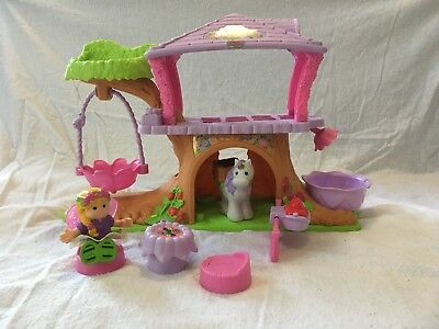 Fisher Price Little People Fairy Tree House