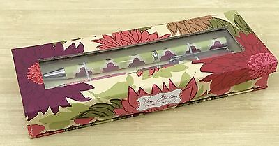 Vera Bradley Perfect Match Pen and Pencil Set in Hello Dahlia