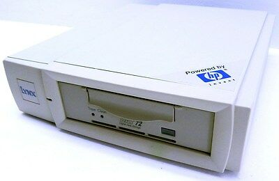 VL-082007 HP LYNX DAT 72 External SCSI Portable Tape Drive