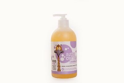 Aussie Critters Bubble Bath for sensitive skin and eczema