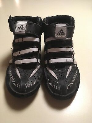 Wrestling Shoes Youth 2.5 And Wrestling Headgear