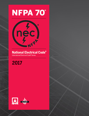 NFPA 70 National Electrical Code 2017 Edition (PDF version)