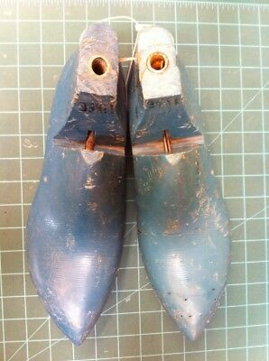 Shoe Lasts Forms Plastic Pointy Size 11.5 EE Boots Mexico Cobbler Molds El Arbol