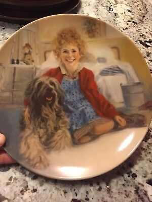 Little Orphan Annie Collectors Plates