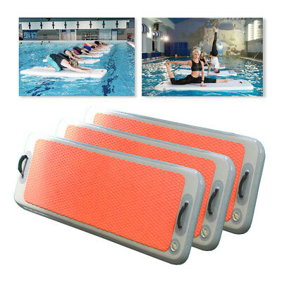 Floating Yoga Mat Inflatable Air Tumbling Track For Gymnastics SUP Paddle Boards