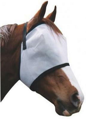Show Craft Deluxe Horse Pony Fly Veil Mask Small Miniature/Foal