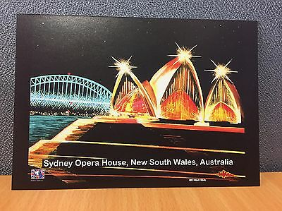 Sydney Harbour Bridge and Opera House postcards 5 pack