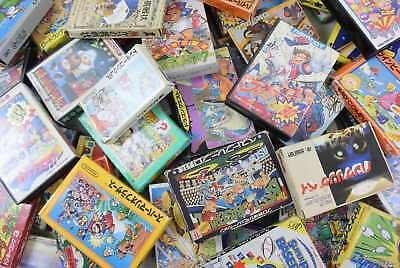 WHOLESALE Family Computer Boxed Lot 50 FREE Shipping Famicom 10143fcb