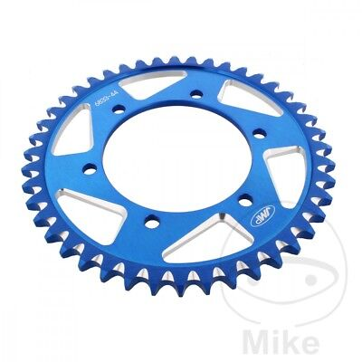 JMP Blue Aluminium Rear Sprocket (44 Teeth) Yamaha FZS 1000 Fazer 2001