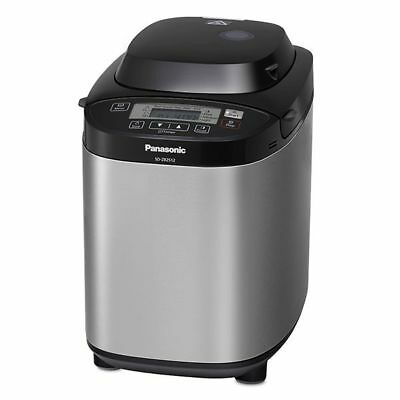 Bread Maker Panasonic SD-ZB2512KXE 550W Silver