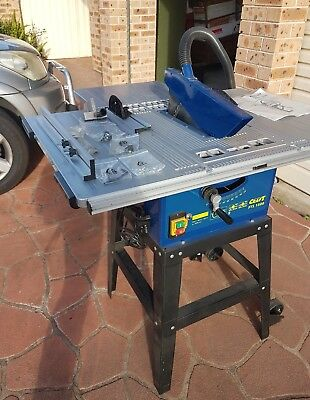 Power craft table saw PTS 1500