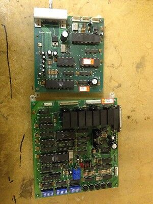 Guan Shing Main Board And Sound Board Fully Working. Fits Low Boy/ Dolphin E.c.t