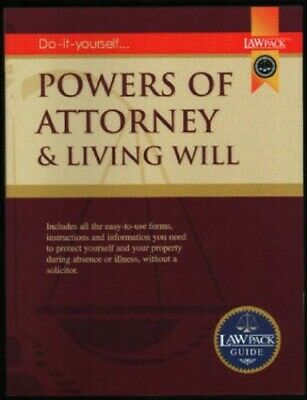 Wills power of attorney and probate guide law pack paperback book powers of attorney and living will guide paperback book the cheap fast free post solutioingenieria Choice Image