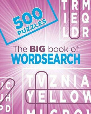 Wordsearch (Puzzles S.) Book The Cheap Fast Free Post
