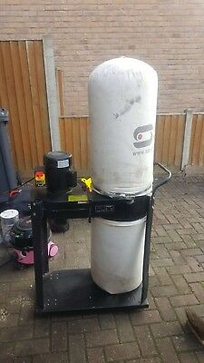 SIP Dust Collector 1 HP 240 V