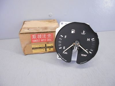 Nissan/Datsun Cherry N10 Display Fuel Gauge Temperature Indicator 24870-m7060