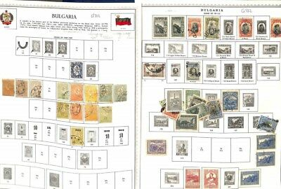Q331-Algeria Collection-Mint & Used