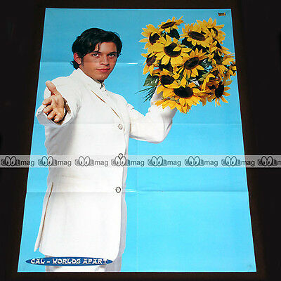 CAL COOPER / WORLDS APART (Boys Band) 90's - Poster Géant #PM978
