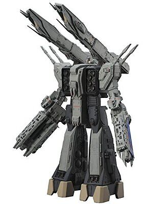 Hasegawa MC06 SDF-1 Macross Movie Edition Forced Attack 1/4000 Model Kit