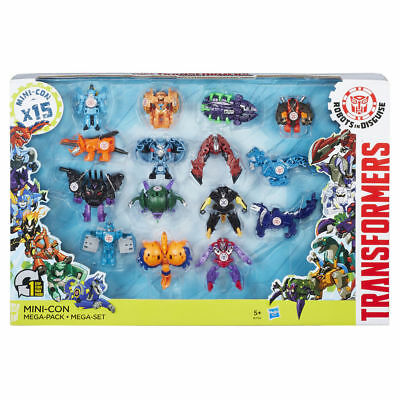 Transformers: Robots in Disguise Mini-Con Mega Pack - Brand New minicon