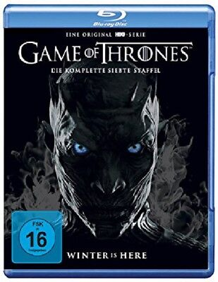 Game of Thrones Staffel 7 Blu-ray NEU OVP