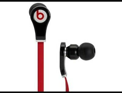 Monster Cable Products Beats by Dr. Dre Tour Earbuds Cable Headphones - Black