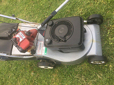 4 STROKE LAWN MOWER with TRIMMER.VGC and Easy to start. Just serviced  GEELONG