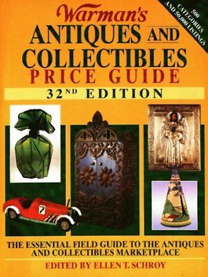Warmans Antiques and Collectibles Price Guide
